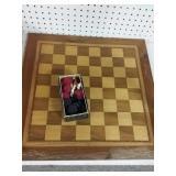 Chess/checkers board