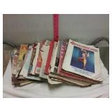 17 piece adult magazines