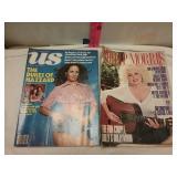 2 playgirls, US magazines featuring Daisy Duke
