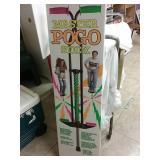 Master pogo stick