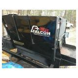 Falcon Mini Asphalt Recycler & Hot Box Slip-In