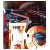 Misc Sprayer Parts, Ropes & Tapes