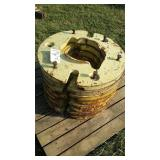 100lb John Deere Rear Weight. 8 Times The Price