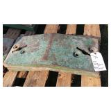 John Deere Front Weight. 2 Times Price