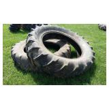 (2) Armstrong 16.9 - 38 Rear Tractor Tires