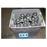 (9) LNS-W13A Lenses for Eiki LC-X80 Projector