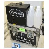 Profusion Fog Machine in Travel Case