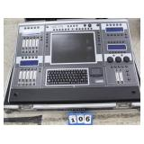 Vista T2/T4 JANDS Lighting Console