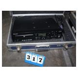 (2) Pioneer DVD-V8000 DVD Players