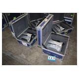 "(4) Dell 1708FPT 17"" LCD Flat Panel Monitors"
