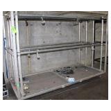 PAR Bar/Stage Light Cart on Casters
