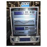 Console w/(1) Furman-PL-Plus Power Conditioner,