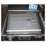 Dynacord PowerMate 1000 Powered Mixer