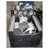 Large Lot Assort. Stage Lights (No Bulbs)