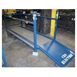 Transformer Cart, w/Drive On Ramp,