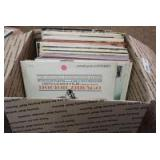 APPROXIMATELY 40 VINTAGE ALBUMS