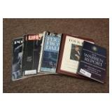 VINTAGE KENNEDY ASSASSINATION BOOKS INCLUDING THE WARREN REPORT