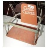 OLD CANDY CLIPPER DISPLAY