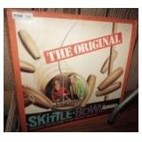 VINTAGE SKITTLE BOWL GAME IN ORIGINAL BOX