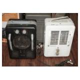 PRO STANDARD AND FEATURE COMFORTS ELECTRIC HEATERS