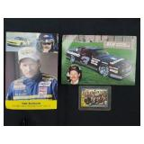 Dale Earnhardt Signed Card/Photo/Memorabillia