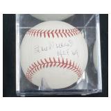 Stan Musial Signed St. Louis Cardinals Baseball