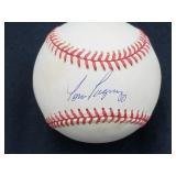Tom Pagnozzi Signed Official Rawlings Baseball