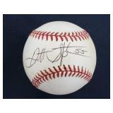 Garrett Stephenson Signed Rawlings Baseball
