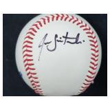 Jason Simontacchi SignedOfficial Rawlings Baseball