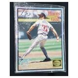 Greg Maddux Signed Heroes Of The Game Mag