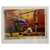 1954 Topps Rocky Marciano K.O.