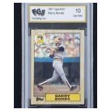 1987 Topps Barry Bonds #320
