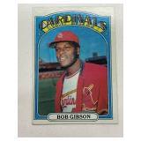1972 Topps Bob Gibson St. Louis Cardinals #130