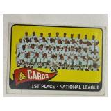 1965 Topps 1964 St. Louis Cardinals #57