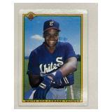 1990 Topps Bowman Rookie Frank Thomas #320