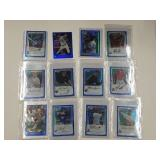 Topps Bowman Chrome Rookie Baseball Cards #ed
