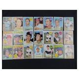 1969 Topps / Sporting News Baseball Cards Jenkins