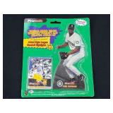 1999 Pro Talk Alex Rodriguez Card And Stand