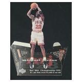 1998 Upper Deck Michael Jordan Standing Figure #2