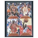 1998 Upper Deck Michael Jordan Card #4