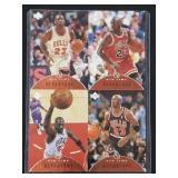 1998 Upper Deck Michael Jordan Card #16
