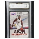 ACEO Custom Zion Willamson #1 Gem MT 10