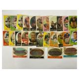 1958 Topps Football Cards