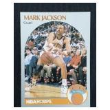 1990 NBA Hoops Mark Jackson #205 Menendez Bros.