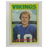1972 Topps Fran Tarkenton #225