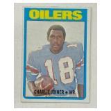 1972 Topps Charlie Joiner #244