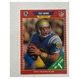 1989 NFL Pro Set Troy Aikman Rookie #490
