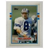 1989 Topps Troy Aikman Rookie #70T