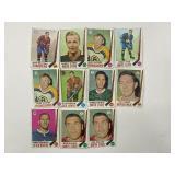 1969 Topps Hockey Cards