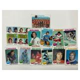 1975-76 Topps Hockey Cards